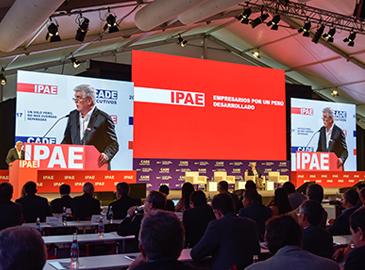 Conferencia Internacional PERU